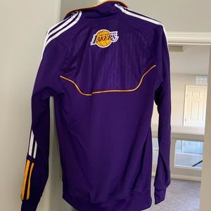 adidas Jackets & Coats - Lakers Warmup Jacket